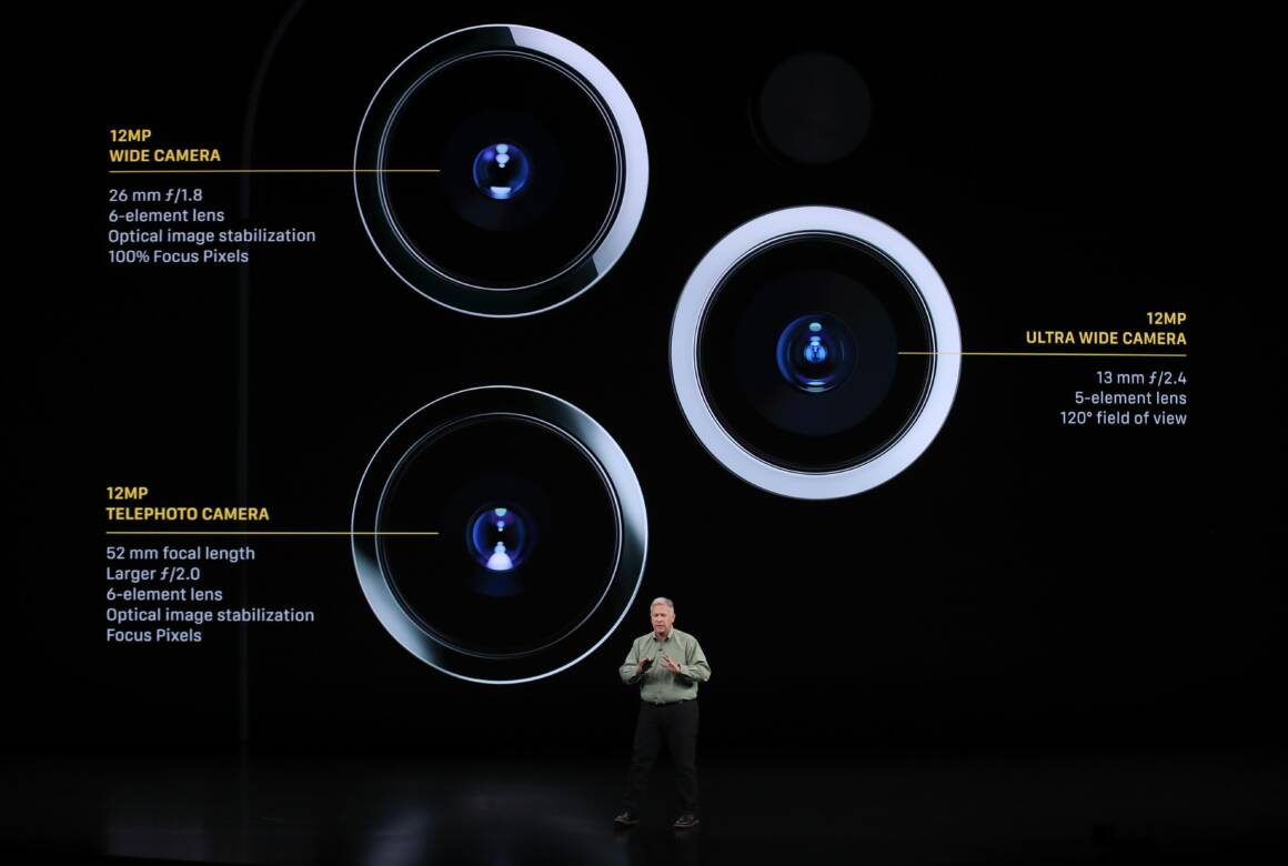 il nuovo iphone 11 pro di apple ha la prima fotocamera artificialmente intelligente observer 1160x780 - La pazzesca fotocamera con vera Intelligenza artificiale del nuovo iPhone 11 Pro di Apple