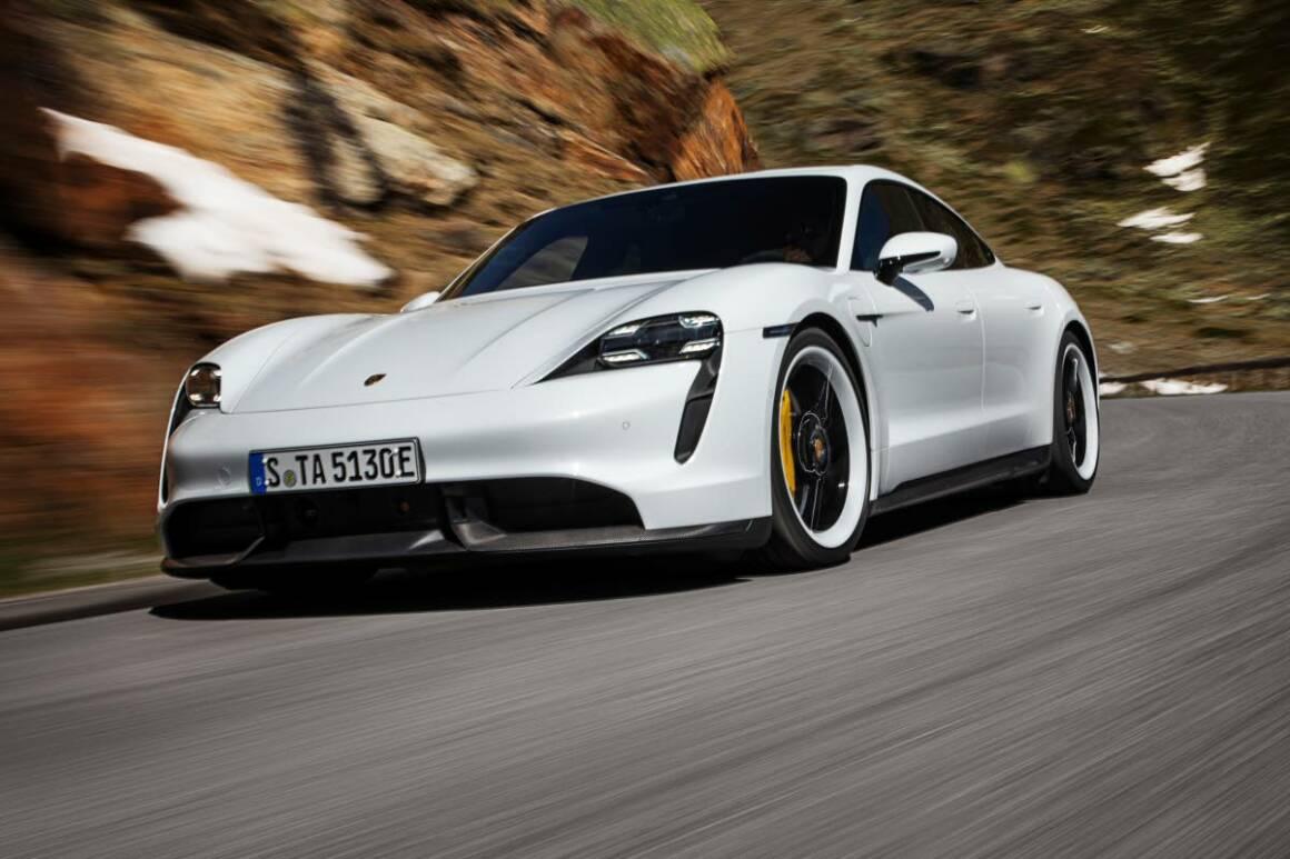 porsche elettrica trinidad news 1160x773 - Porsche presenta Taycan la sua prima auto sportiva completamente elettrica