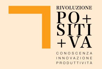 """rivoluzione logo10 - Italia ed Europa. Il magazine """"Rivoluzione positiva"""" al Forum Ambrosetti 2019"""