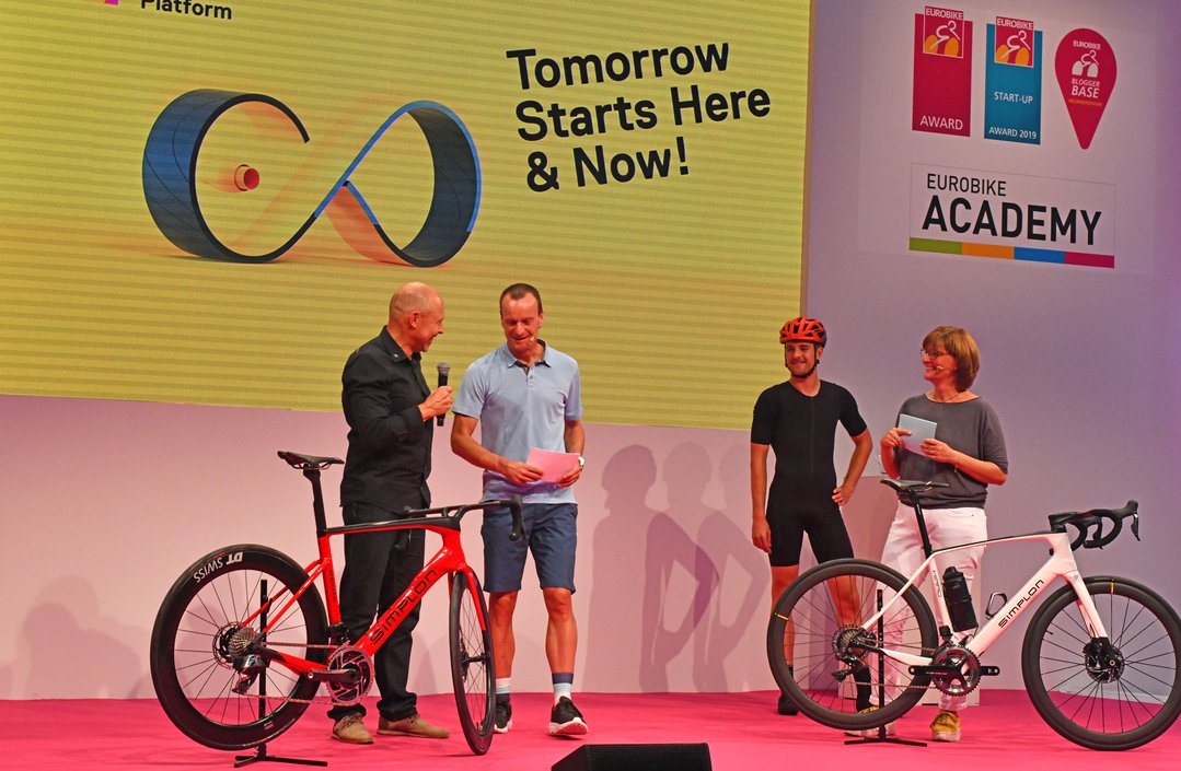 temi chiave di e bike mobilita urbana e digitalizzazione presso eurobike cyclingindustry news - E-bike, mobilità urbana e digitalizzazione i temi chiavi di Eurobike evento di riferimento nella mobilità urbana