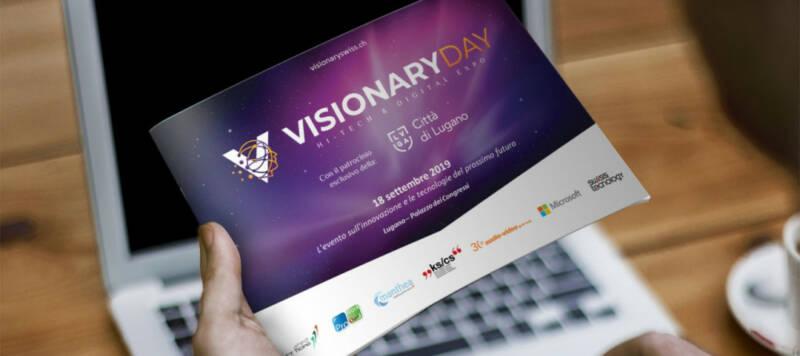 """visionary day assodigitale media partner lugano ticino svizzera innovazione digitale  800x356 - Visionary day sbarca a Lugano: l'evento leader che porta la """"digital experience"""" nella Svizzera Italiana"""