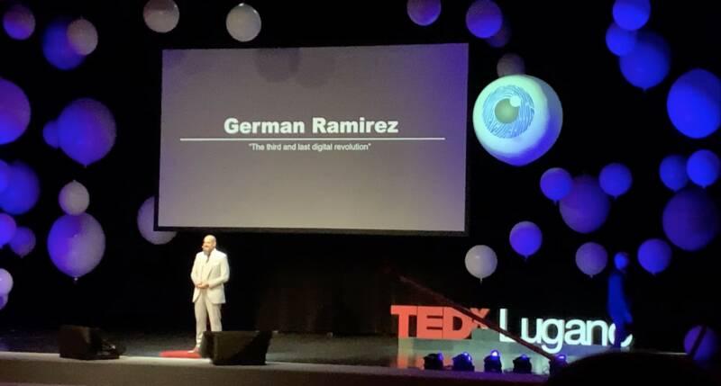 Blockchain - Il punto di vista di German Ramirez - TEDxLugano