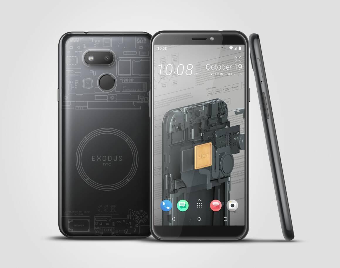 htc lancia una versione piu economica del suo telefono blockchain cnbc 1160x916 - HTC lancia una versione più economica del suo telefono blockchain