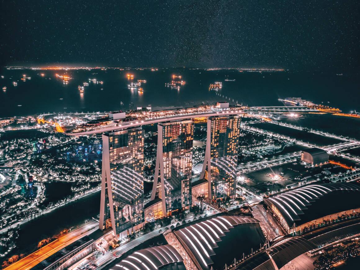 singapore e la prima smart city al mondo per ladozione dellintelligenza artificiale ai 1160x869 - Singapore è la prima smart city al mondo per l'adozione dell'intelligenza artificiale AI