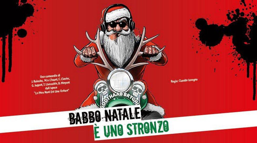 """79401 - """"BABBO NATALE E' UNO STRONZO"""", RISATE DALL'INIZIO ALLA FINE"""