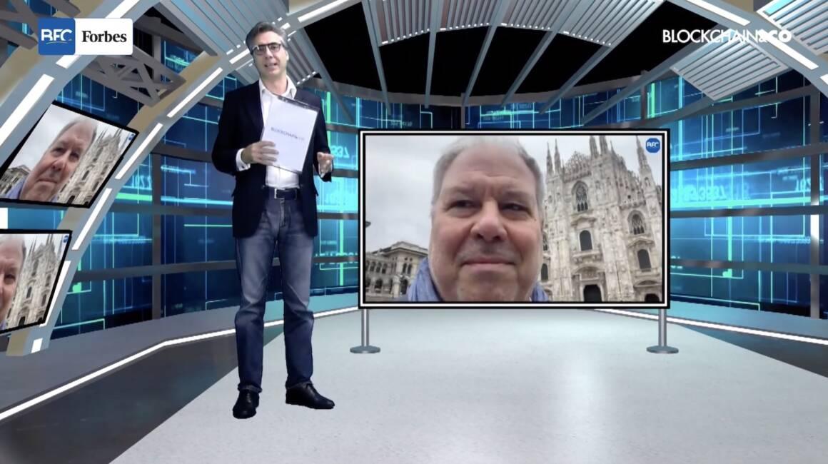 branded currency e cryptovalute di stato intervista a forbes tv blockchain co 1160x650 - Branded Currency e Cryptovalute di stato - Intervista a Forbes TV Blockchain & Co.