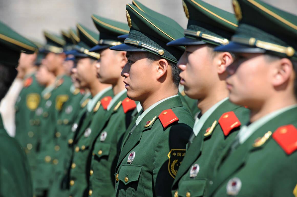 esercito cinese usera la blockchain per premiare in token i militari 1160x772 - L'esercito Cinese userà la Blockchain per premiare in token i militari