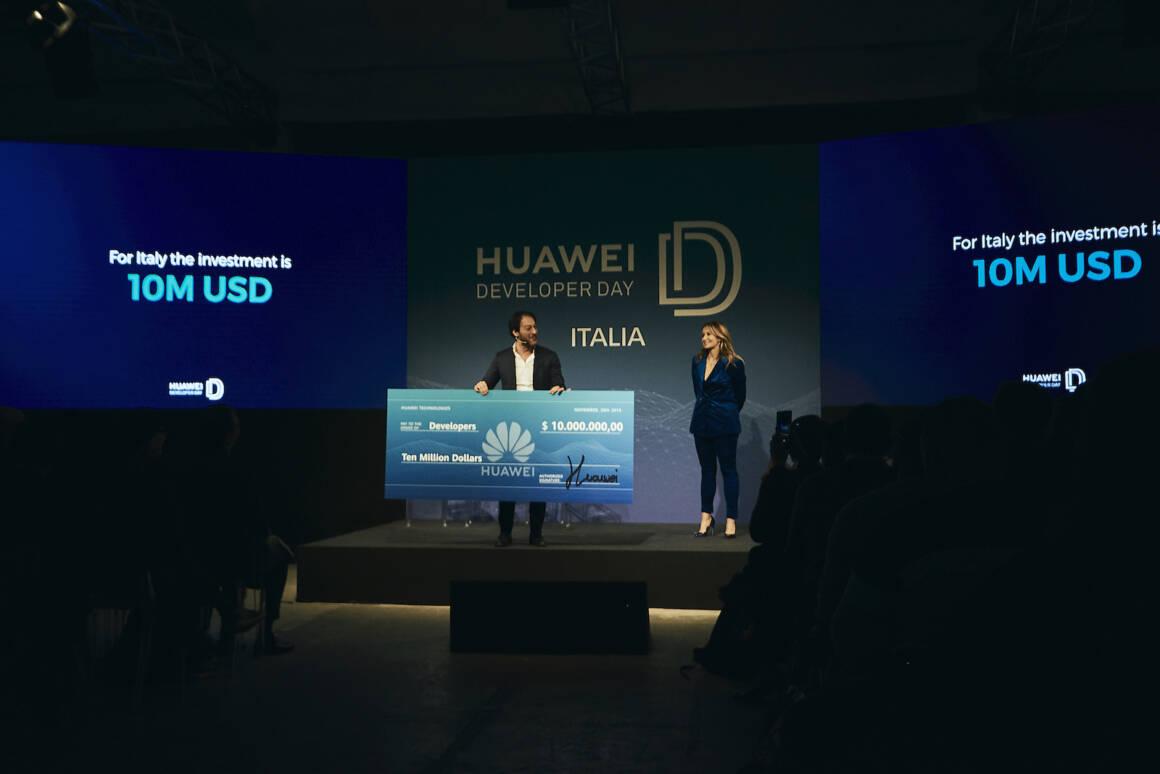 huawei developer day lancia un investimento di 10 milioni per gli sviluppatori italiani 1160x774 - Huawei Developer Day lancia un investimento di 10 milioni $ per gli sviluppatori