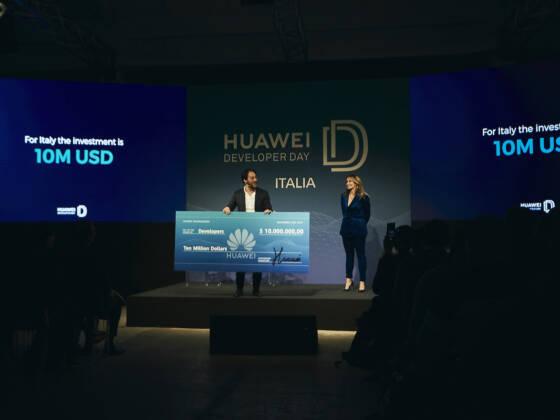 huawei developer day lancia un investimento di 10 milioni per gli sviluppatori italiani 560x420 - Huawei Developer Day lancia un investimento di 10 milioni $ per gli sviluppatori