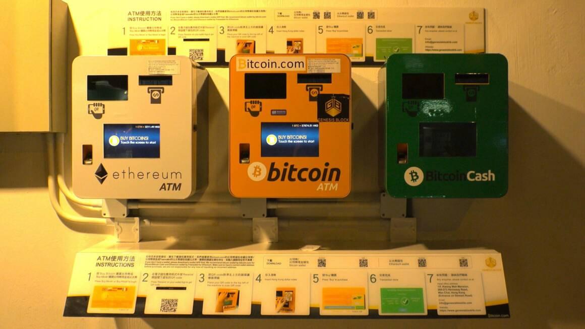i bancomat atm di cryptovalute sono illegali e favoriscono il riciclaggio e i criminali 1160x653 - I Bancomat ATM di cryptovalute favoriscono il riciclaggio e i criminali secondo IRS?
