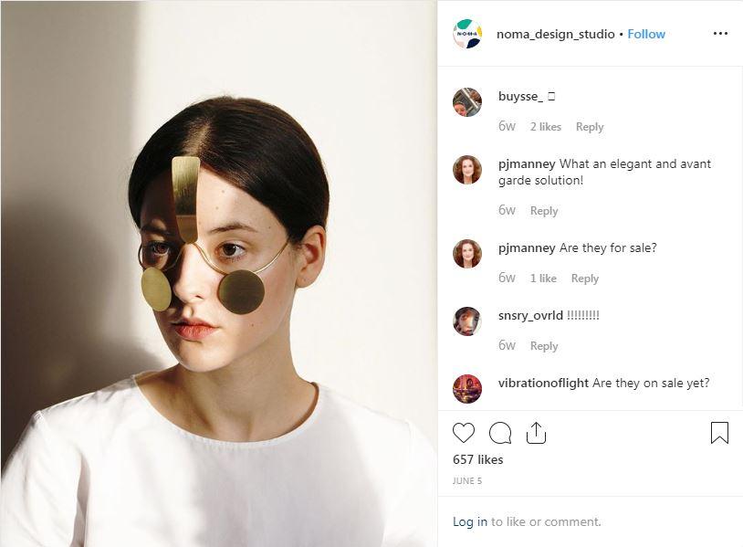 i gioielli per il viso che ti impediscono di essere riconosciuto dallintelligenza artificiale the first news 1 - I gioielli per il viso che impediscono il riconoscimento facciale
