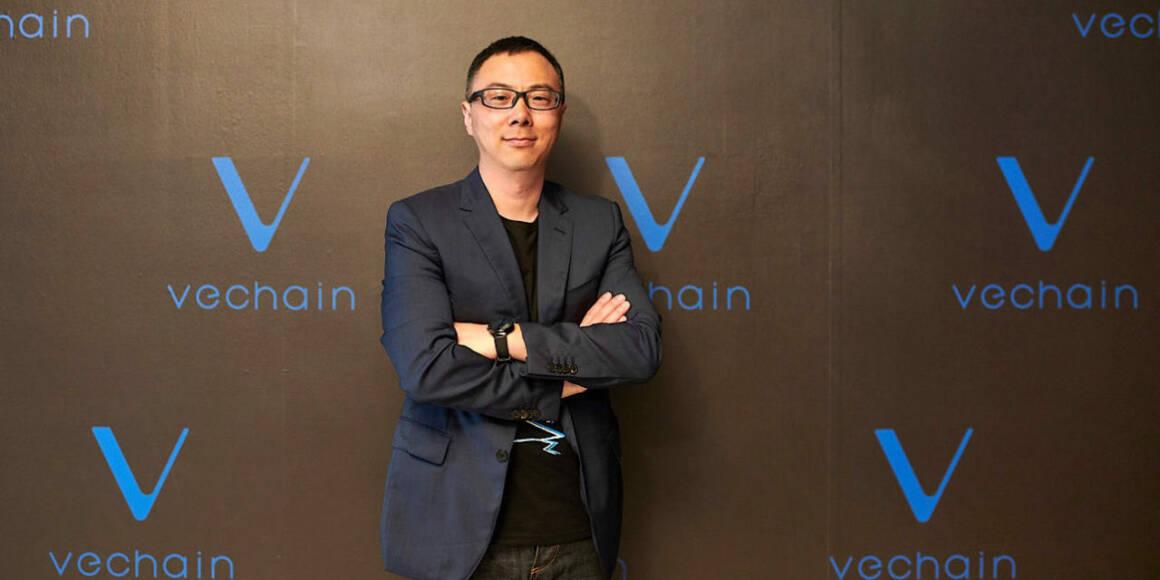 il 99 del prezzo dei token e pura speculazione afferma il fondatore di vechain sunny lu 1160x580 - Il 99% del prezzo dei token è pura speculazione afferma il fondatore di VeChain Sunny Lu