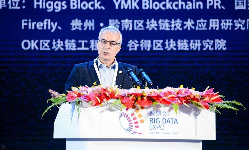julian gordon di hyperledger positivo dopo le dichiarazioni pro blockchain di xi jinpin - Julian Gordon di Hyperledger positivo dopo le dichiarazioni Pro-Blockchain di Xi Jinpin