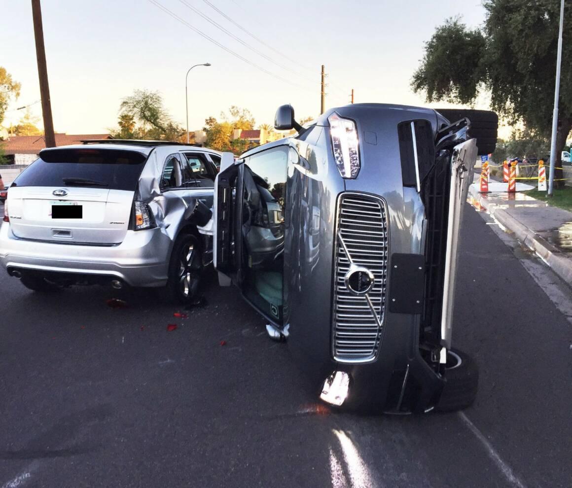 nuovi guai per uber che ha ucciso un pedone non riconosciuto fuori dalle strisce pedonali 1160x990 - Nuovi guai per Uber che ha ucciso un pedone non riconosciuto fuori dalle strisce pedonali