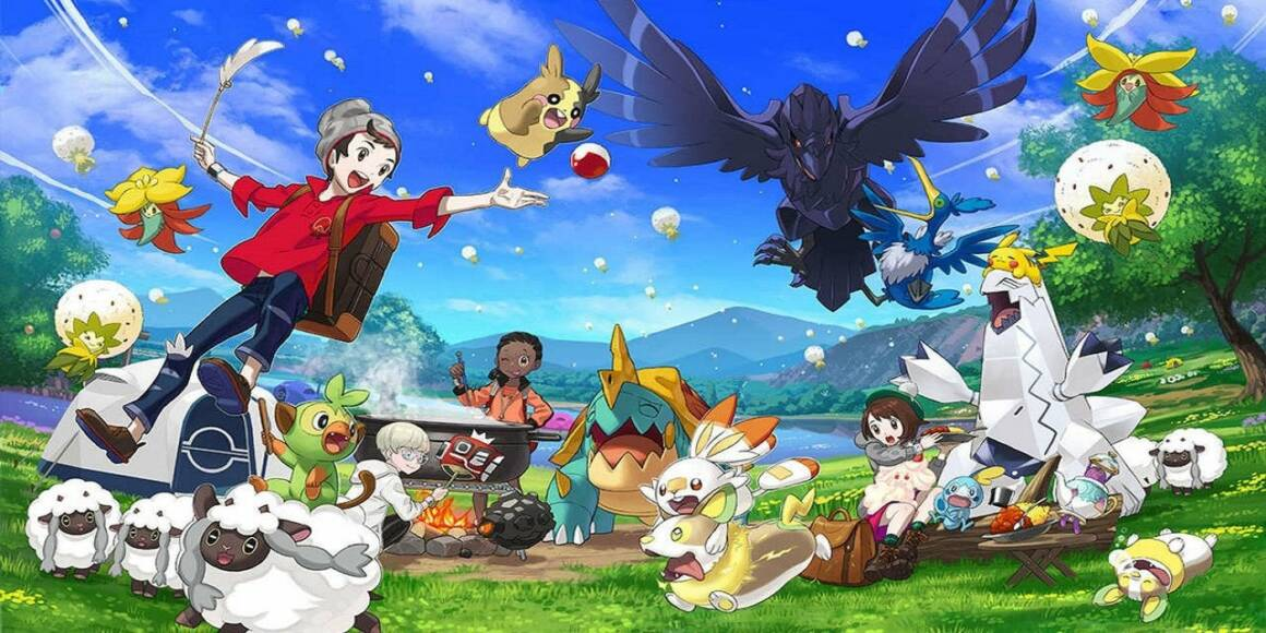 pokedex di galar completo lelenco dei pokemon in pokemon sword and shield 1160x580 - Pokedex di Galar completo - L'elenco dei Pokemon in Pokemon Sword and Shield