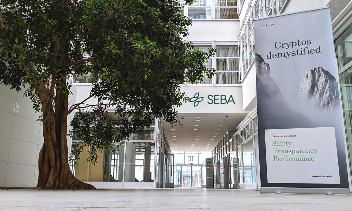 seba e la prima crypto banca svizzera regolamentata da finma 1160x696 - SEBA è la prima Crypto Banca Svizzera regolamentata da Finma