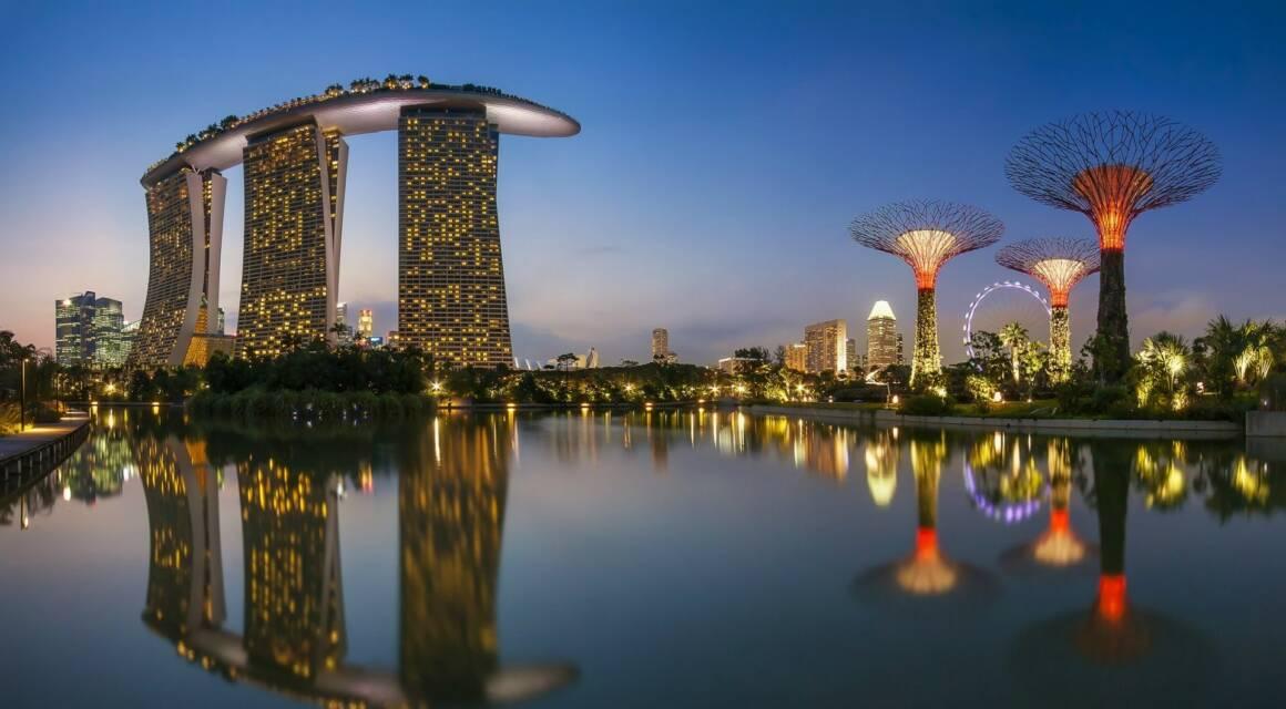 singapore lancia la piattaforma di pagamenti multi valuta su blockchain 1160x640 - Singapore lancia la piattaforma di pagamenti multi-valuta su Blockchain