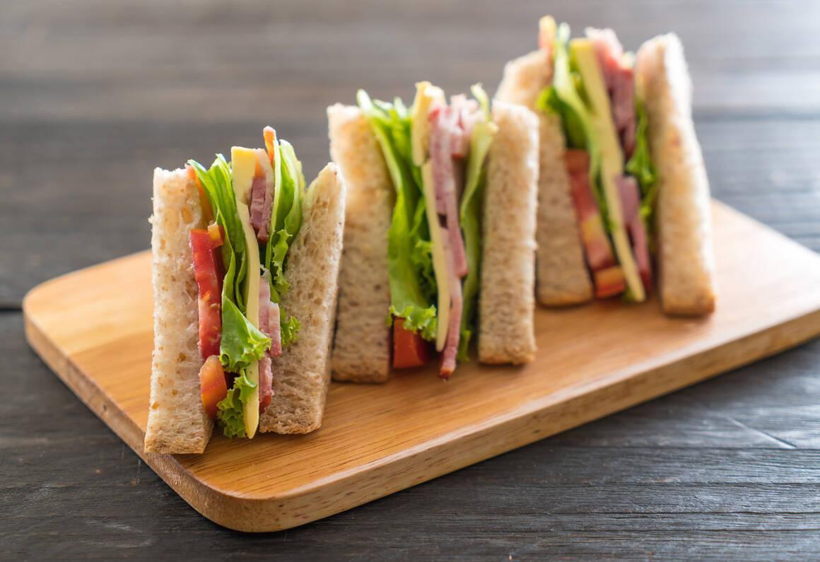 fast food panini tramezzini e toast come insaporirli 1160x795 - Fast food. Panini, tramezzini e toast. Come insaporirli?