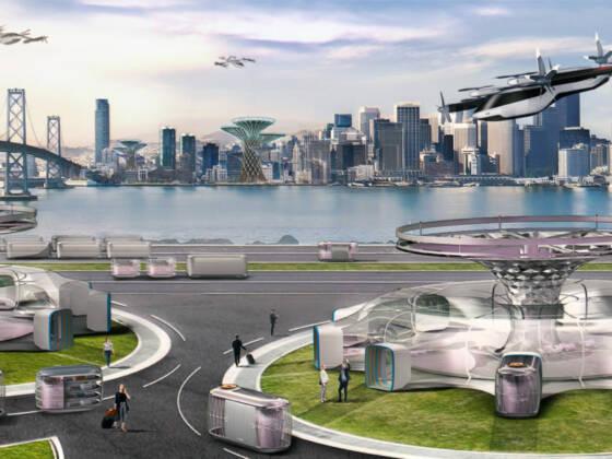 ces hyundai debutta personal air vehicle gadget 560x420 - Al CES Honda presenta il nuovo concetto di veicolo aereo personale