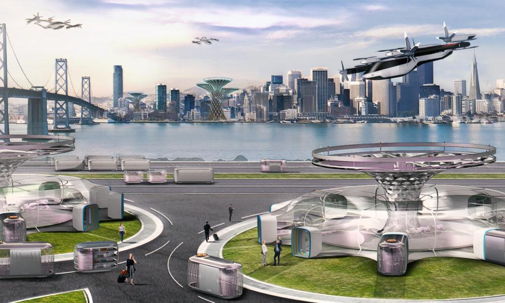 ces hyundai debutta personal air vehicle gadget - Al CES Honda presenta il nuovo concetto di veicolo aereo personale