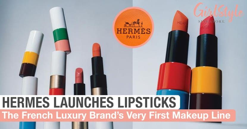 hermes Feature - In marzo il lancio del rossetto Hermès