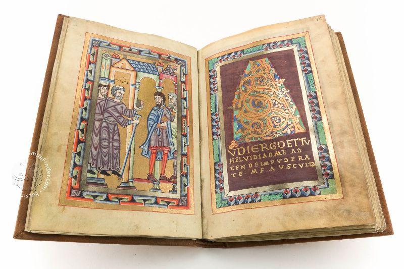 """idelf - Ildefonso di Parma. """"Copia antiquaria"""" di un gioiello dell'abbazia di Cluny"""