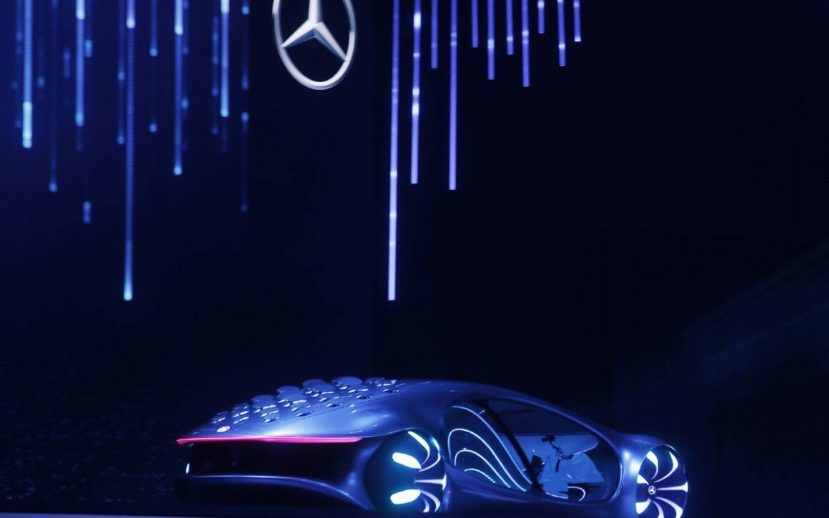 mercedes sfruttera la blockchain per kle vetture elettriche ad emissione zero 1160x725 - Mercedes sfrutterà la Blockchain per le vetture elettriche ad emissione zero