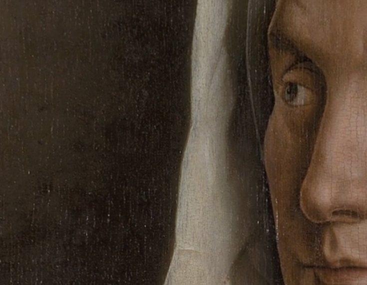 van eyck - Van Eyck. Una rivoluzione ottica
