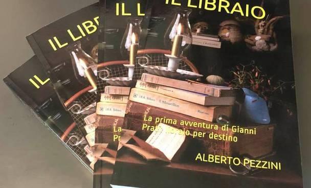 """alberto pezzini 492603.660x368 - """"Il libraio"""" di Alberto Pezzini. Il nuovo giallo ambientato a pochi passi dal mare"""