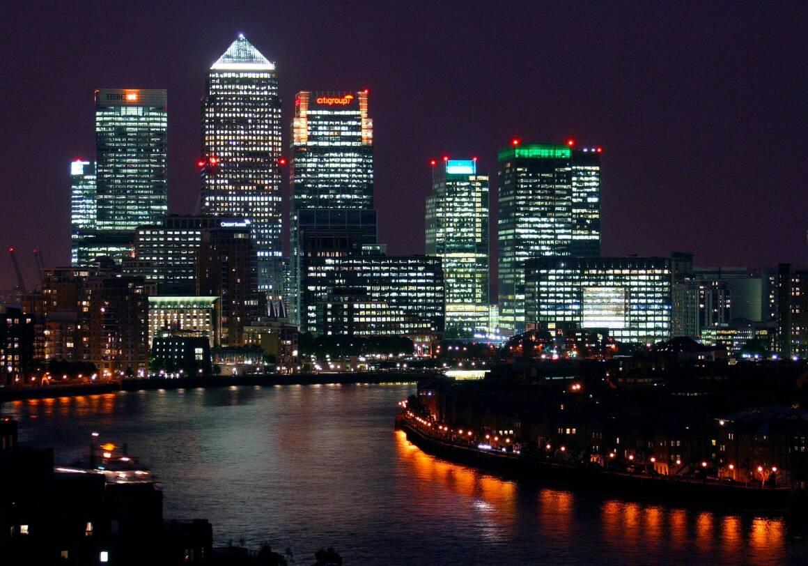 il principale hub blockchain e ancora londra 1160x812 - Il principale hub blockchain è ancora Londra