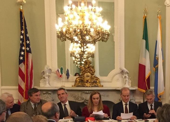 amerigo - Scambi culturali. Andrea Gumina nuovo presidente dell'Associazione Amerigo