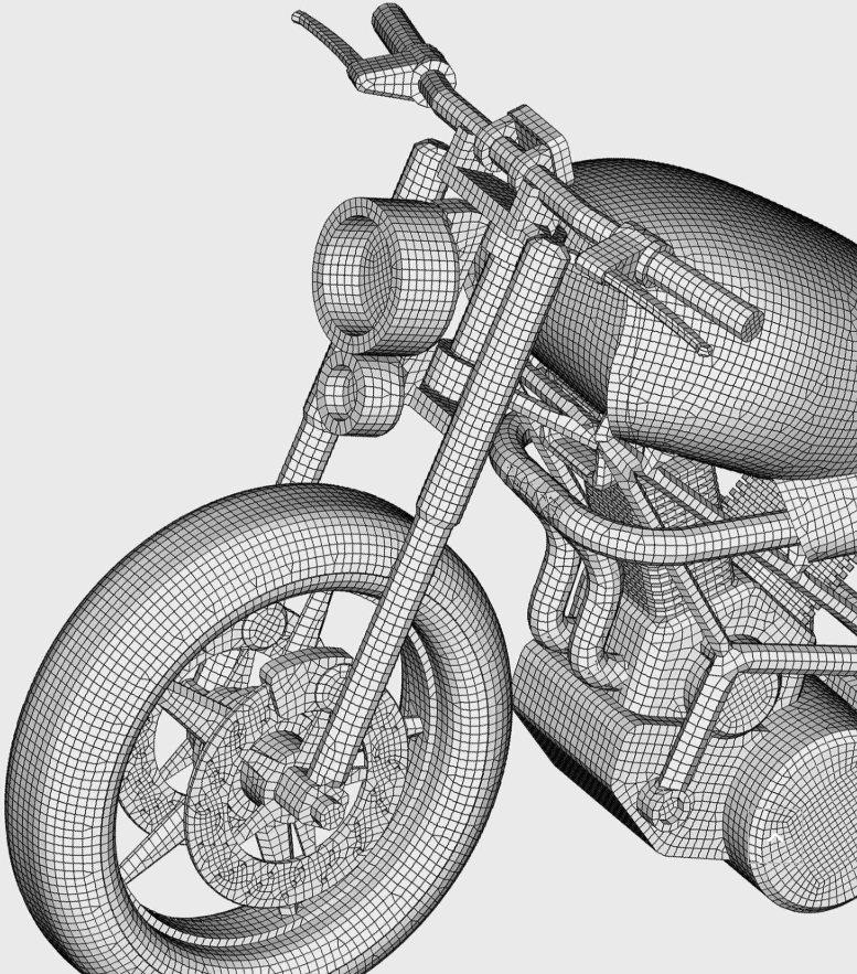 moto - Sinaptica: un team di ingegneri con una consolidata esperienza nel settore dell'ingegneria meccanica