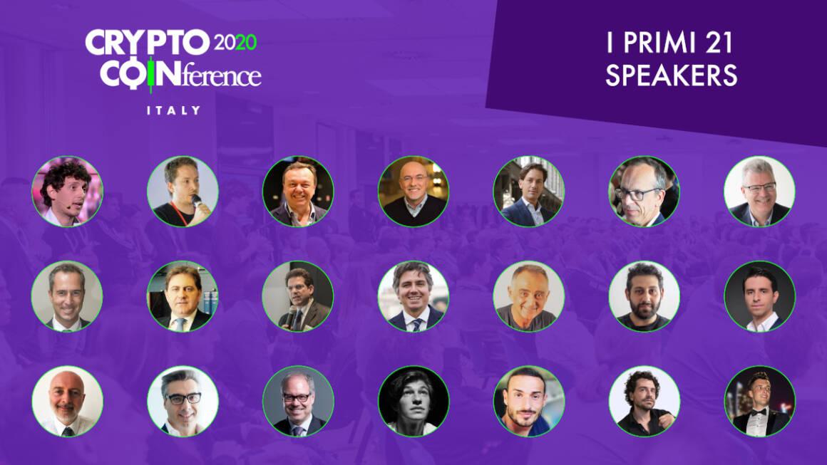 21Speakers michele ficara di assodigitale e swiss blockchain consortium tra i i primi 21 speaker di crypto coinference 2020 1160x653 - Michele Ficara di Assodigitale e Swiss Blockchain Consortium tra i I primi 21 Speaker di Crypto Coinference 2020