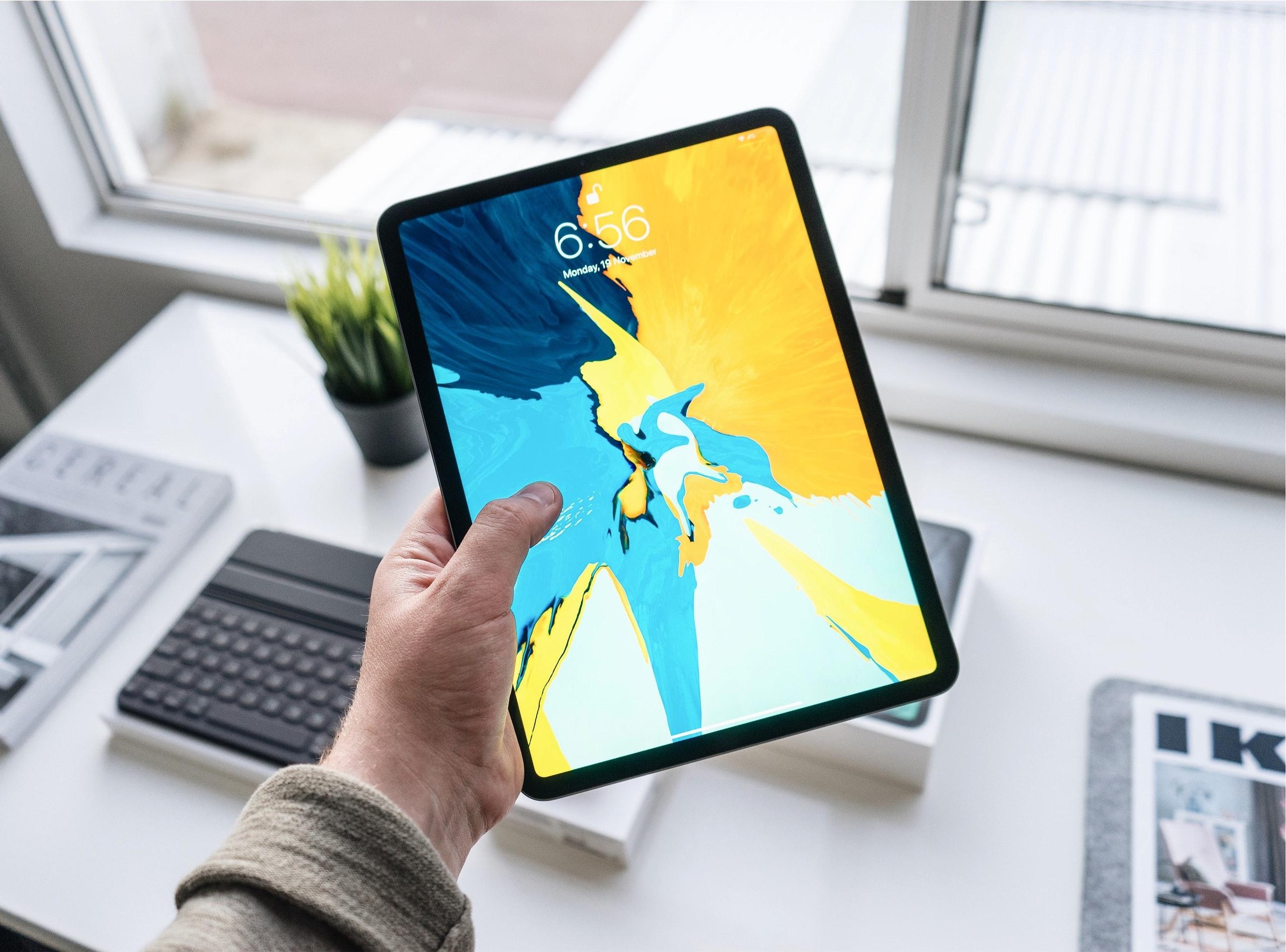 Gli iPad pro modello 2021 di Apple potrebbero avere 5G ...