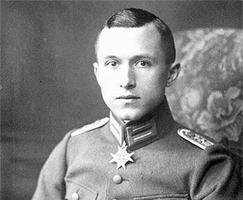 ernst junger - Nicolaus Sombart, Ernst Jünger: un dandy nelle tempeste d'acciaio