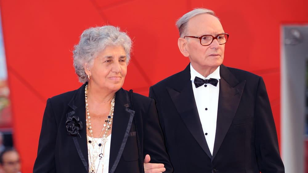 morricone moglie 2 - ENNIO MORRICONE e tutto il suo cinema a partire dal troppo dimenticato Luciano Salce