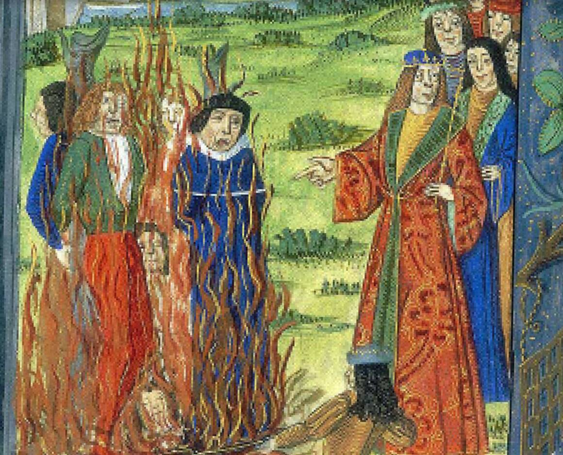 eresia 1160x938 - Musica ed eresia nel Medioevo