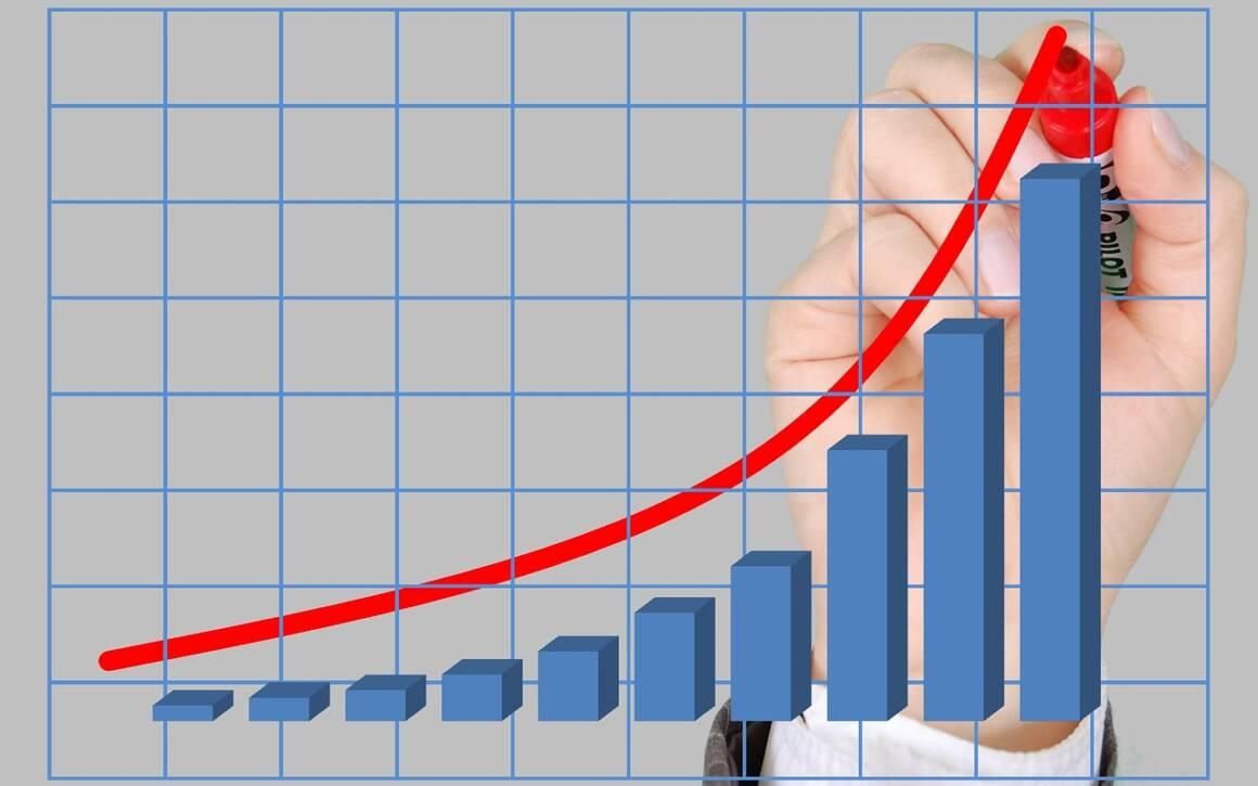 profits 1953616 1280 1160x725 - Covid-19. Come spiegare al pubblico la differenza fra crescita esponenziale e crescita lineare