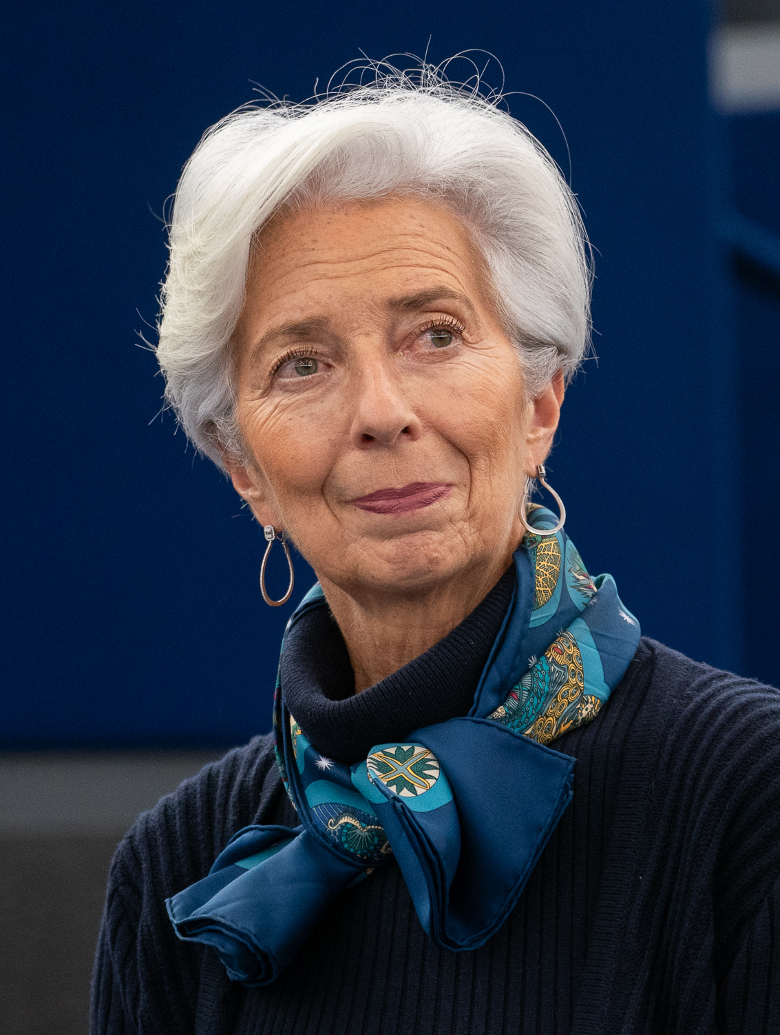 Christine Lagarde New ECB Chief Lagarde to address plenary for first time 49521491927 cropped - LA BCE si esprime sulle stablecoins (quasi)