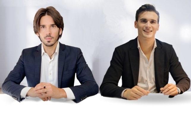 """Cristian Raggi e Michele Biolghini AL PREMIO """"Arte, Scienza e Coscienza"""""""