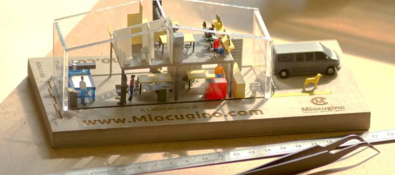 Miocugino -officina di gesta e ingegno- al Fuorisalone con IKEA